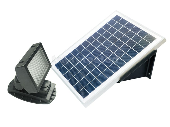 Solar Flood Light 54 LED Ultra-Bright