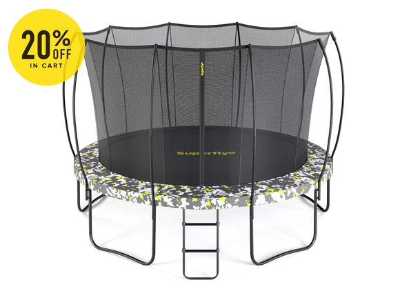 Superfly X 12ft Trampoline