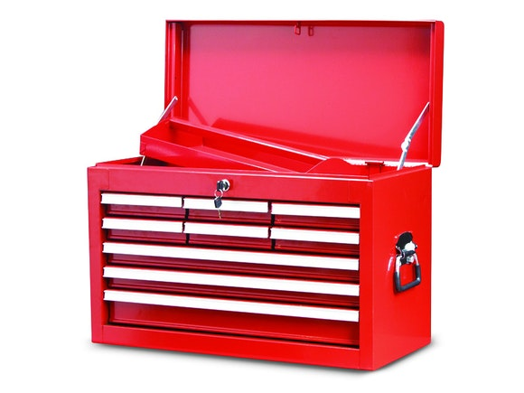 """Top Tool Chest 9 Drawer 27"""" Series"""
