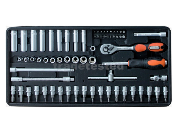 Socket Set 69pc
