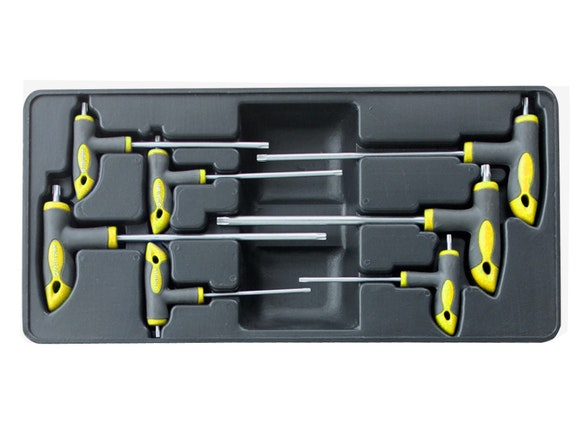Torx Wrench Set 7 Piece