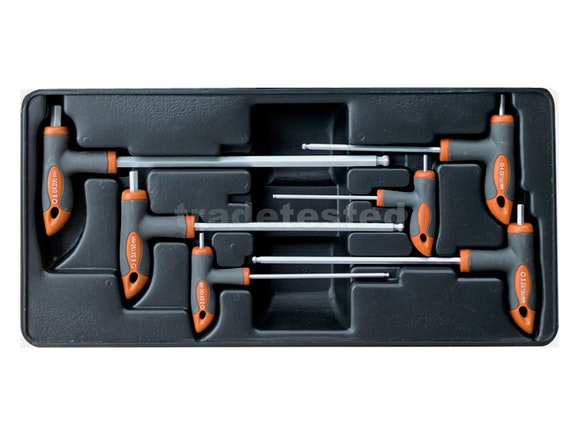 Ball Head Allen Key Set 6pc