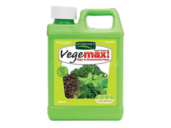 McGregor's Vege & Ornamental Plant Fertiliser 500ml