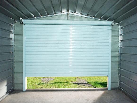 Garage Roller Door Aluminium 2.6m x 2.2m