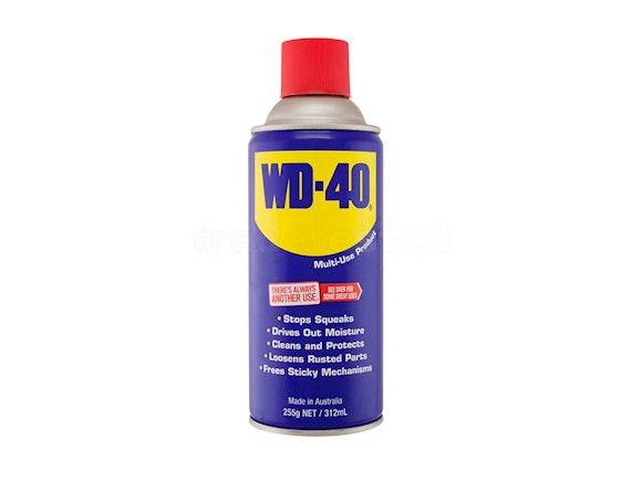 WD40 Aerosol 312ml