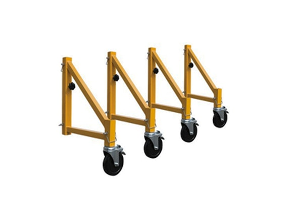 Mobile Scaffold Adjustable Outrigger Set