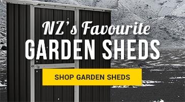 NZ's favourite garden sheds