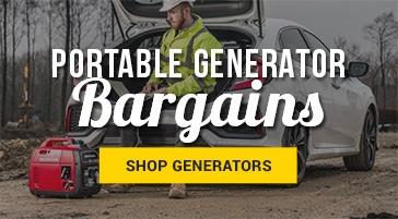 portable generator bargains